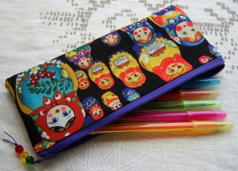russian dolls pencil case 1 by Lova